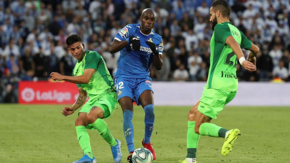 Getafe y Leganés son dos de los equipos cuyos partidos presentan...