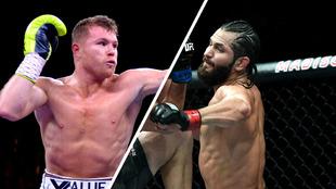 Canelo no descarta pelear contra alguien de MMA
