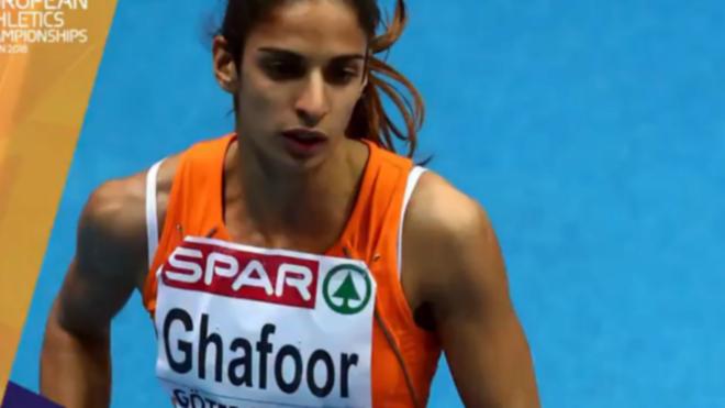 Madiea Ghafoor.