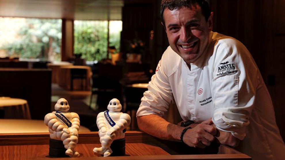 Ricard Camarena ha ganado el Premio Nacional de Gastronomía al Mejor...