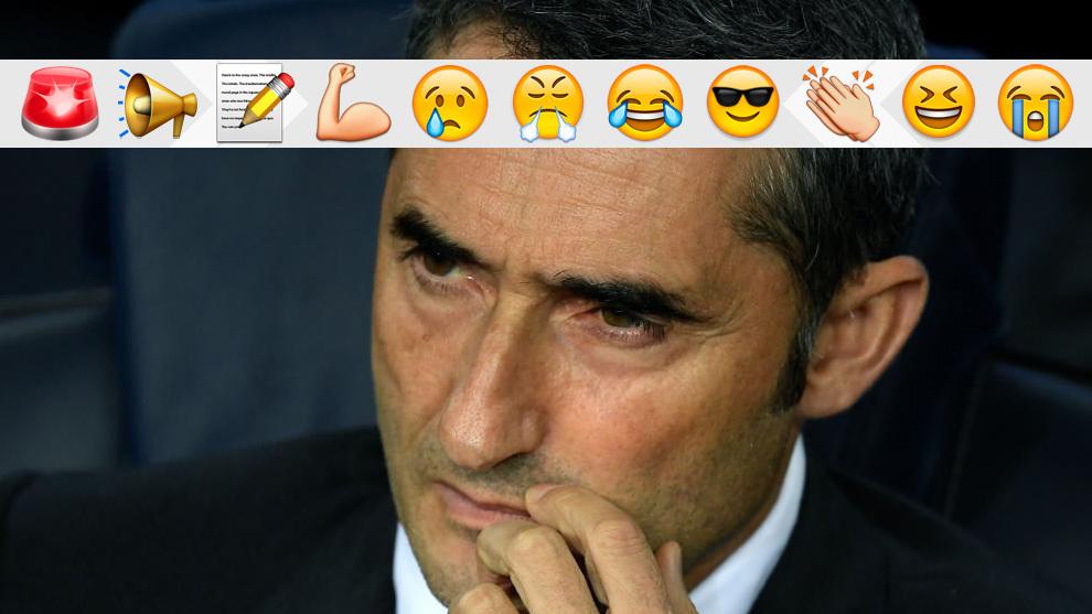 Valverde, contra el Slavia