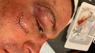 Jorge Masvidal ganó a Nate Díaz en un sangriento combate que tuvo...