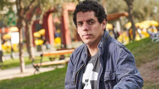El cineasta peruano Gonzalo Benavente , director del documental La revolución y la tierra