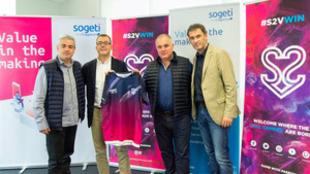 Sogeti y S2V firman un acuerdo de colaboración