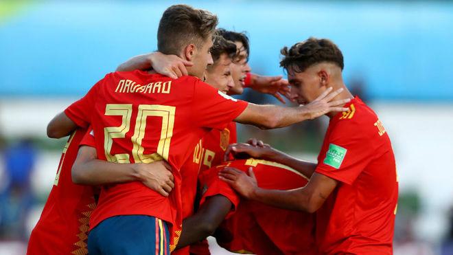 Navarro y Valera meten a España en cuartos de final - MARCA.com