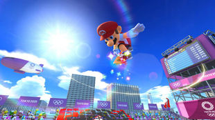 Mario & Sonic at the Tokyo Olympic Games