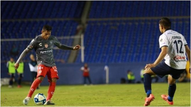 Necaxa queda eliminado de la Copa MX
