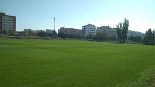 Imagen de las nuevas instalaciones que utilizarán Pacheta y sus...