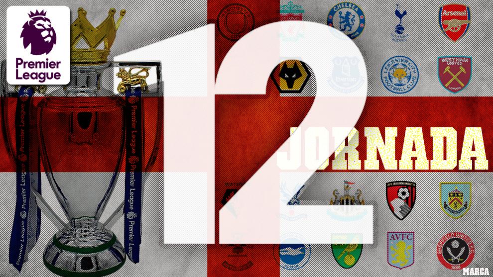 Partidos, horarios y dónde ver en teevision y online la jornada 12 de...
