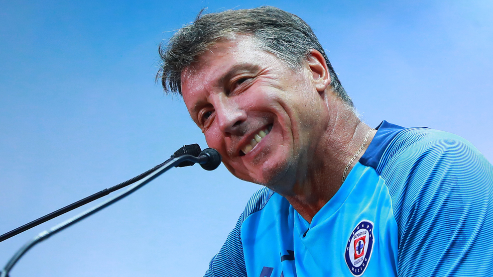 El uruguayo se siente con la confianza para coronarse con La Máquina