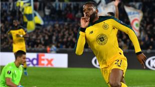 Ntcham manda callar a la grada de la Lazio con su gol en el 95'