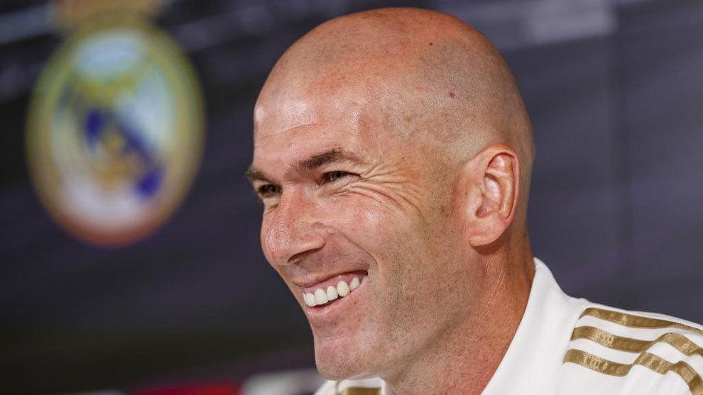 Zidane: Mbappé Solo dije lo que desea el jugador