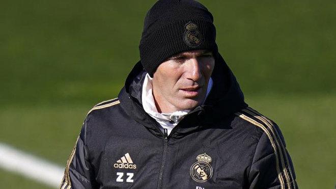 Zidane: Mbappé Dije sólo lo que decía el jugador