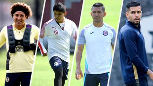 América, Chivas, Cruz Azul y Pumas no comparten Liguilla desde 2011.