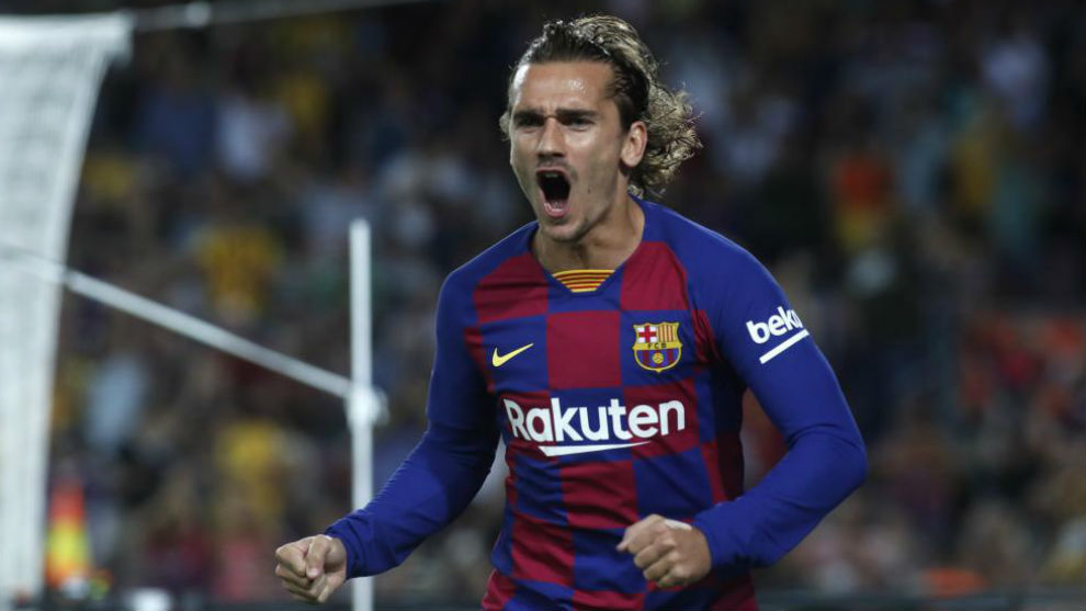 Antoine Griezmann has yet to hit form for Barcelona