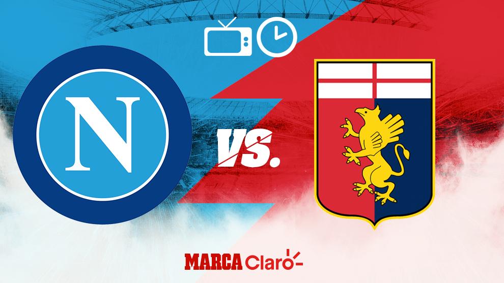 Serie A Napoli Vs Genoa Horario Y D U00f3nde Ver En Vivo Por