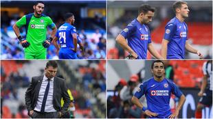 El Cruz Azul podría estar ausente en la Liguilla del Apertura 2019