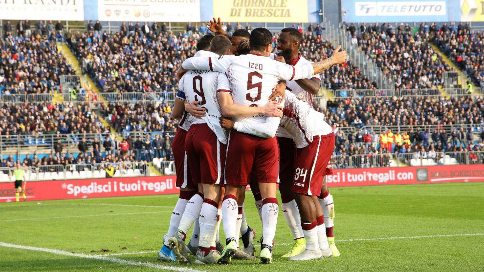 Doblete de Álex Berenguer en la goleada del Torino al Brescia - MARCA.com