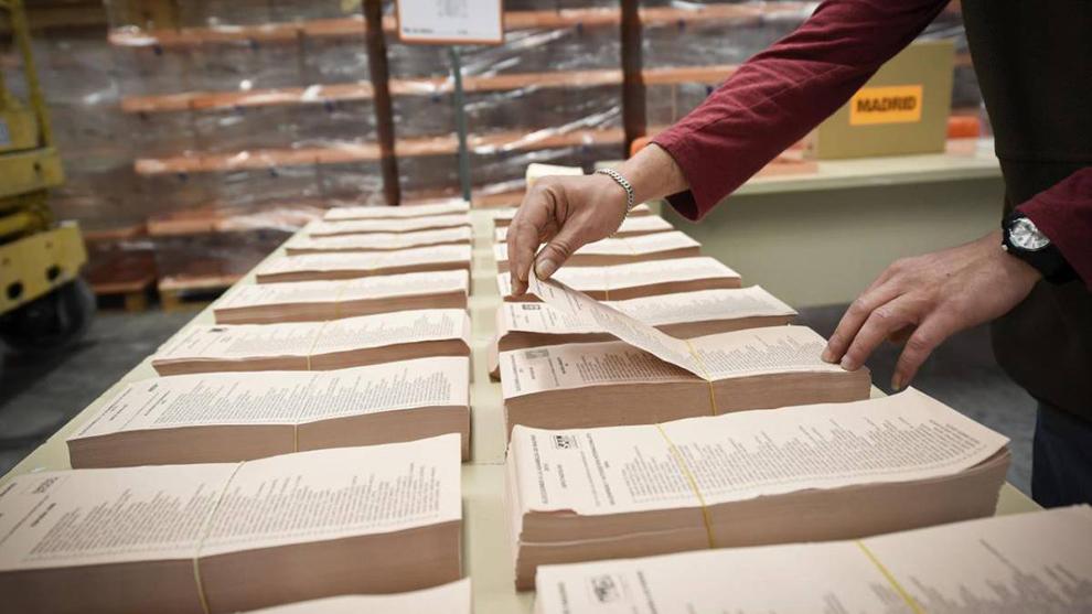 Elecciones generales: diferencias entre voto en blanco nulo y...