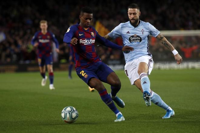 Se juega en el Camp Nou.