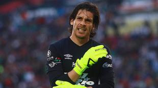 Saucedo, exportero de FC Juarez.