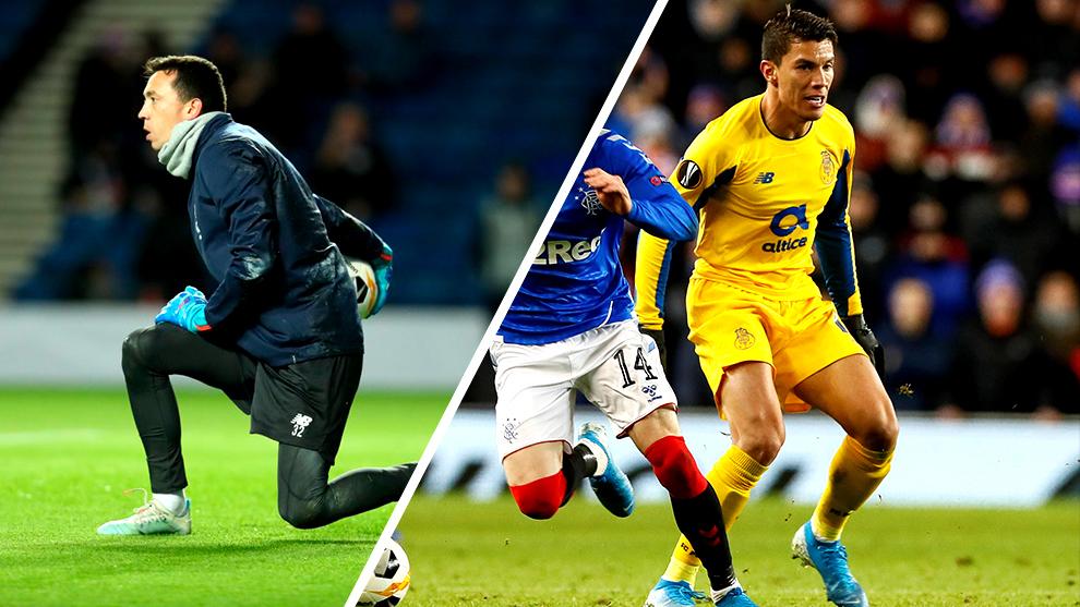 Los examericanistas se perderán el partido del Porto frente al...