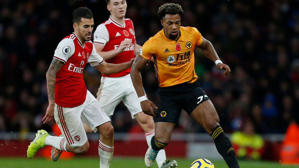 Adama Traore: Wolves winger selected in Spain squad despite Mali speculation