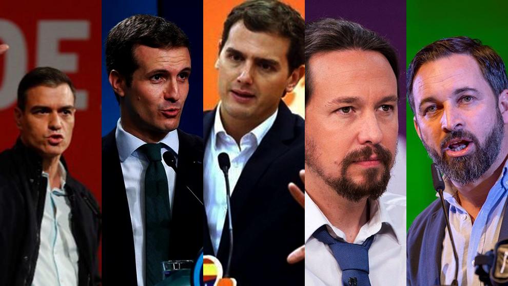 Así vivimos las Elecciones Generales España 2019