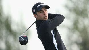 El golfista español Sebastián García.