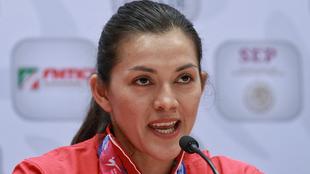 María del Rosario Espinoza.