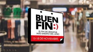 El Buen Fin 2019 se llevará a cabo del 15 al 18 de noviembre.
