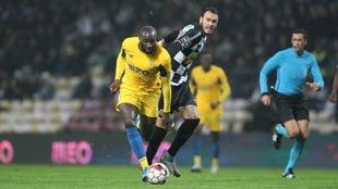 El Porto se agenció los tres puntos.