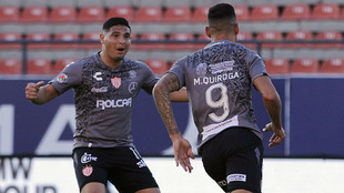Mauro Quiroga ha sido el delantero sensación del Apertura 2019.