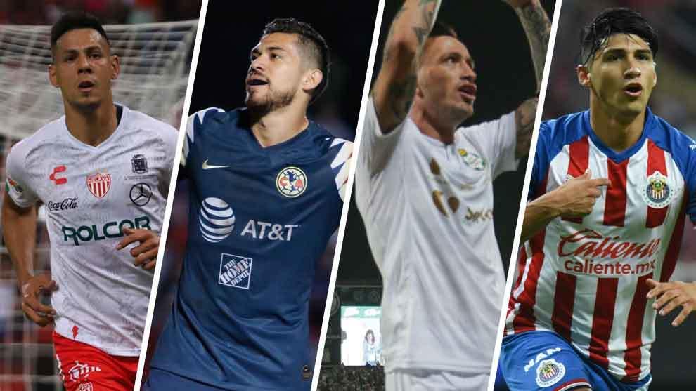 Tres mexicanos están entre los diez mejores.