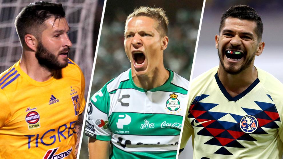 Tigres, Santos y América, calificados