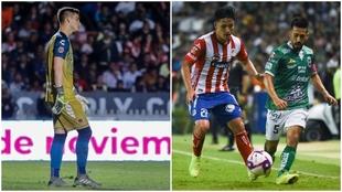 Veracruz y Atlético de San Luis no han cumplido con el total de...