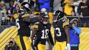Pittsburgh tiene marca positiva en la temporada.