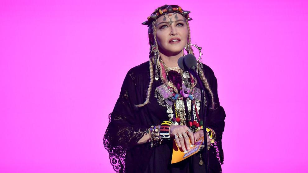 Insólita demanda de un admirador a Madonna