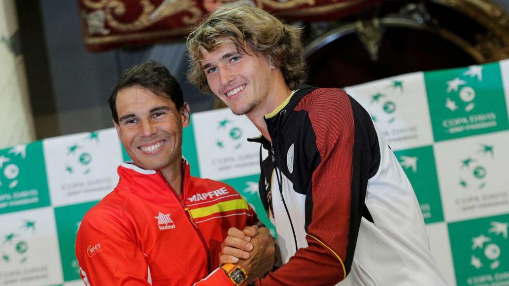 Rafa Nadal - Alexander Zverev: horario  dónde ver hoy en TV el debut...