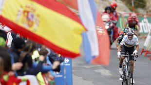 Alejandro Valverde en una etapa de este año.
