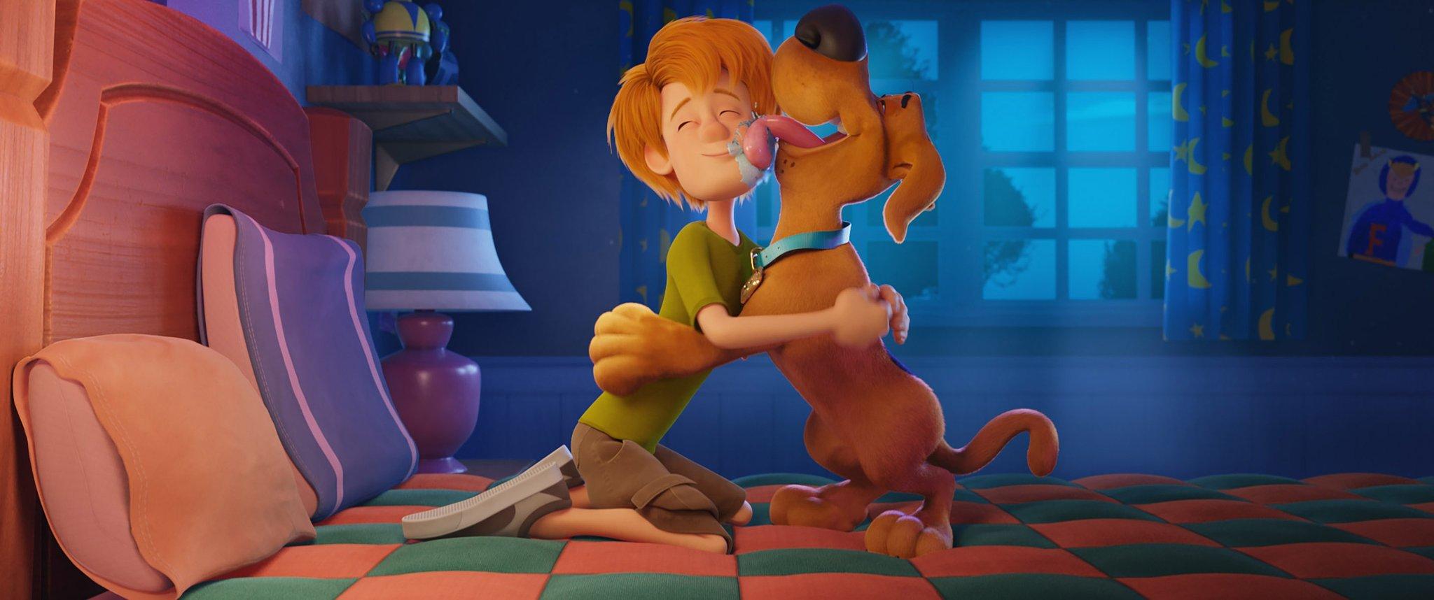 Halloween 2020 Cuando Se Estrena En Mexico Revelan el primer Tráiler de '¡Scooby!', la película animada de