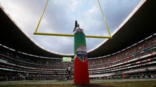 La NFL regresa a México luego de un año de ausencia.
