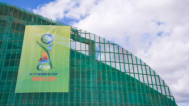 Así se jugarán las semifinales del Mundial sub 17.