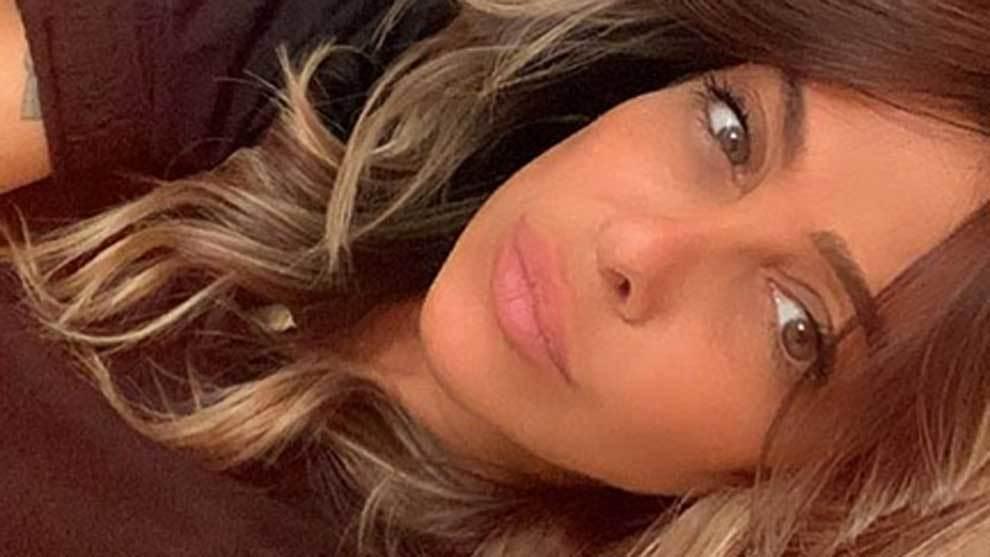 Francesca Costa, la popular madre del futbolista Nicolò Zaniolo...