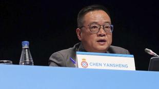 Chen Yansheng.