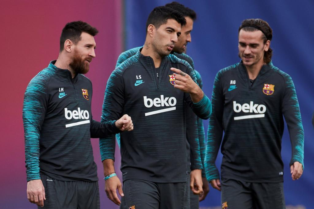 Compañero reveló actitud de Messi y relación con Griezmann — Contó todo