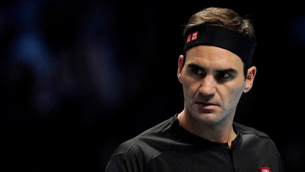 Federer mira a su rival