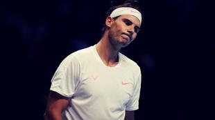 Rafa Nadal cayó derrotado ante Zverev en el primer partido de la Copa...