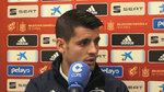 """Morata: """"Ojalá hubiera podido madurar antes con 20-22 años, pero nunca me había enfrentado a una situación tan límite"""""""