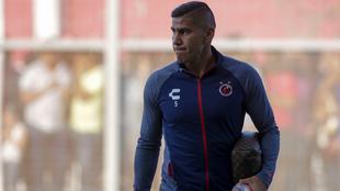 Salcido vive sus últimos días como jugador de Veracruz